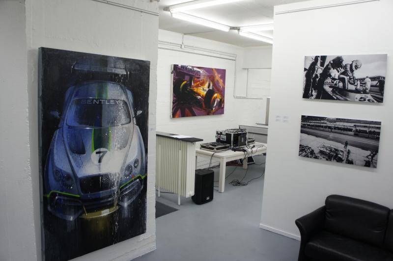 Automotive Art @ Galerie am Brüsseler Platz